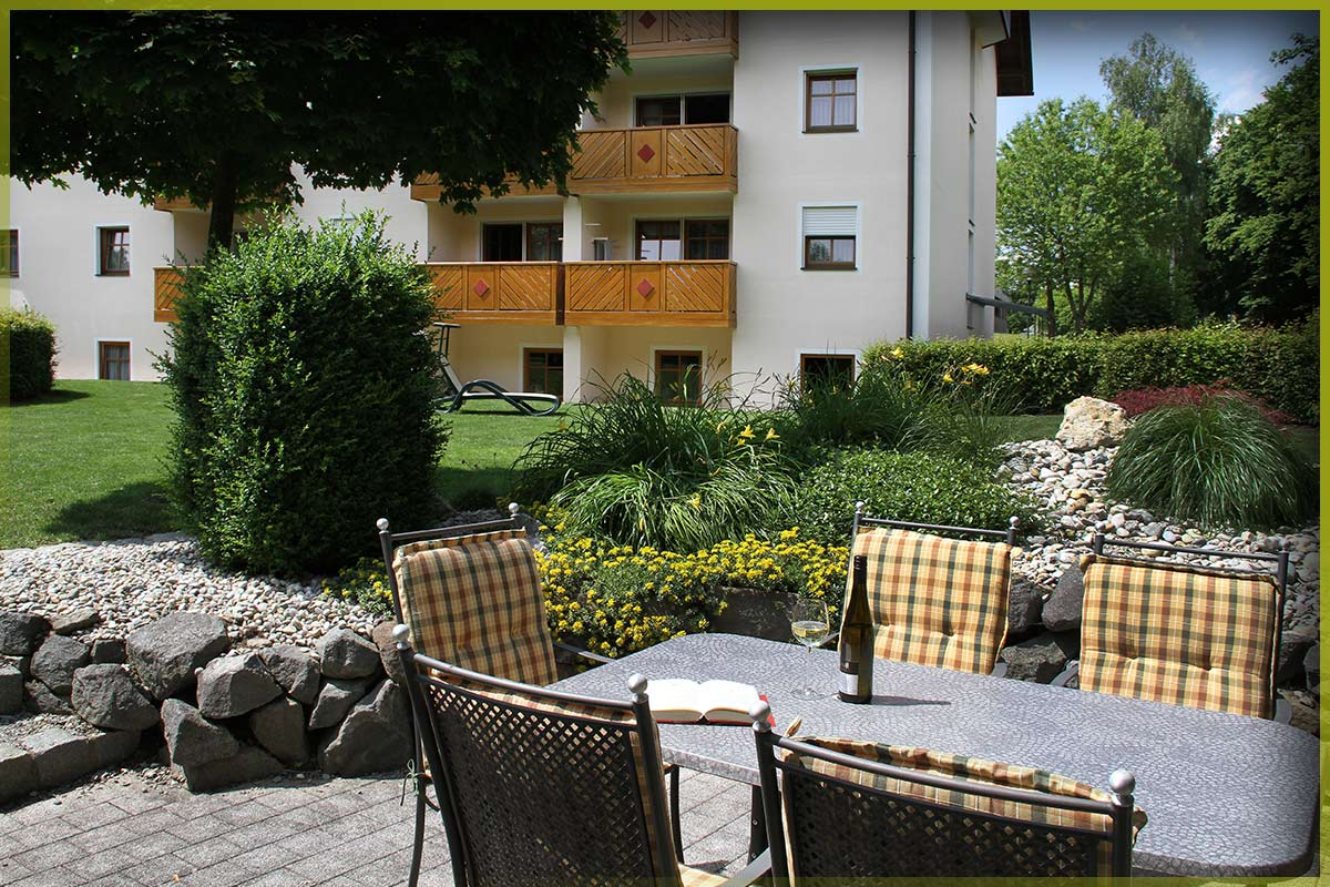 Europa Therme Bad Füssing Appartementhaus